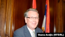 Ambasadori rus në Beograd, Alexander Cepurin