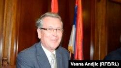 Aleksandar Čepurin, ambasador Rusije u Srbiji