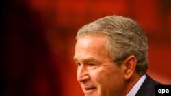 جورج بوش رییس جمهوری آمریکا
