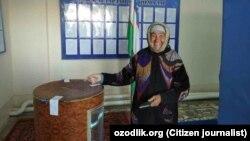Өзбекстандағы сайлау. 22 желтоқсан 2019 жыл.