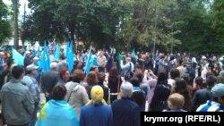 Crimea, Simferopol 18 may