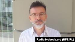Історик Віктор Горобець