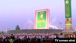 "Таҷлили солгарди 10-уми таълифи ""Рӯҳнома"". Акс аз соли 2011"