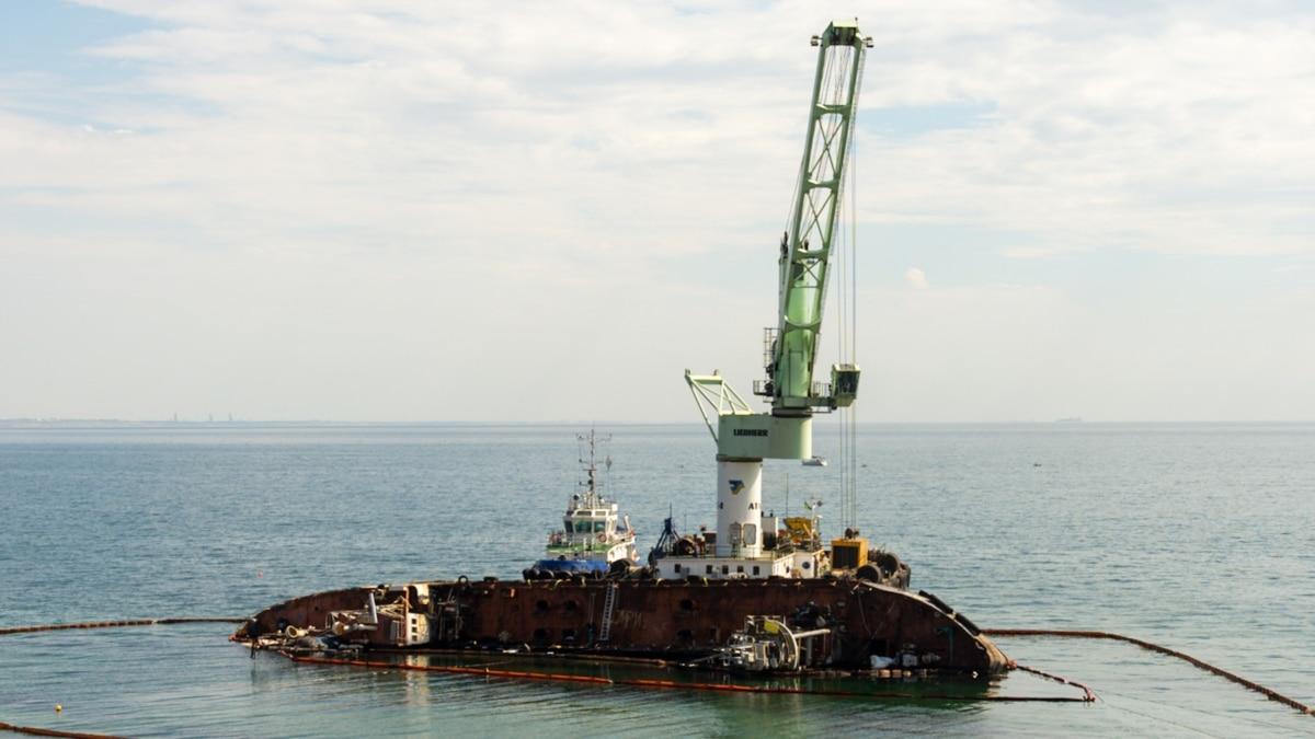 Владелец Delfi препятствует эвакуации судна - Криклий