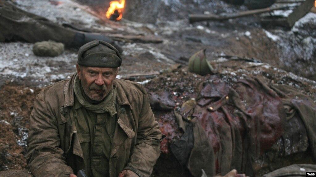 Михалков предстояние танкист сиськи