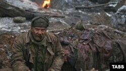 Regizor și actor: Nikita Mihalkov într-o scenă din ultimul său film