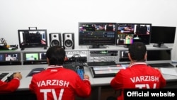 Tajikistan launched two new TV channels -- Varzish and Cinama -- in Dushanbe in March.