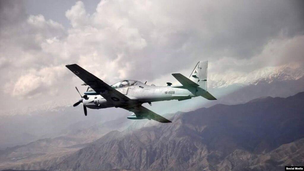 مقامات: ۳۰ مخالف مسلح از اثر حملات هوایی در ننگرهار کشته شدند