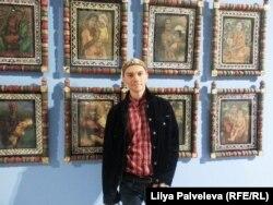 """Александр Барковский и его """"Цыганские мадонны"""""""