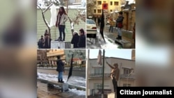 Multiple anti-hijab protests took place in Iran in January, but apparently the movement has not died down.