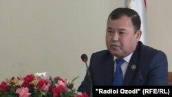 Ёқуб Саидзода, раиси ноҳияи Абдураҳмони Ҷомӣ