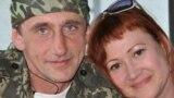 Ганна Счасна-Гарус із чоловіком Андрієм Широковим, який загинув на Донбасі (архівне фото)