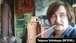Виктор Тихомиров, художник
