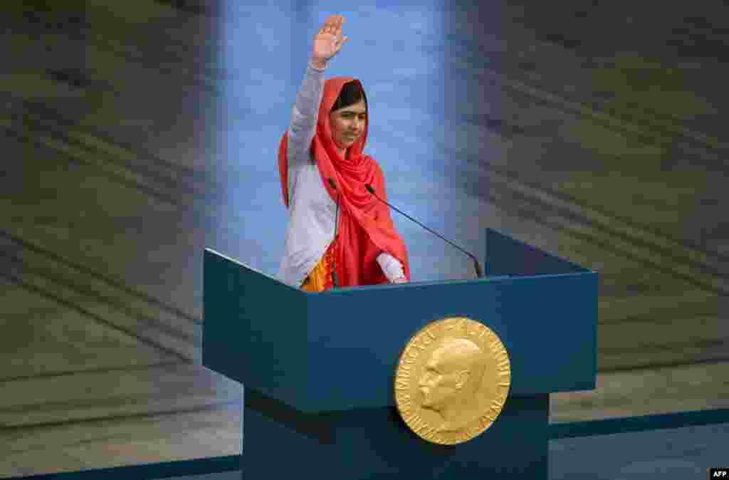 او در سال ۲۰۱۴ برنده نوبل صلح شد؛ دختری که طالبان قصد کشتنش را داشت، جوانترین برنده این جایزه مشهور است.