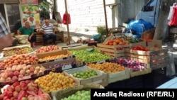 Lənkəran bazarı