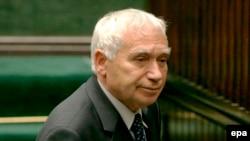 Поранешниот бугарски претседател Жељу Желев.