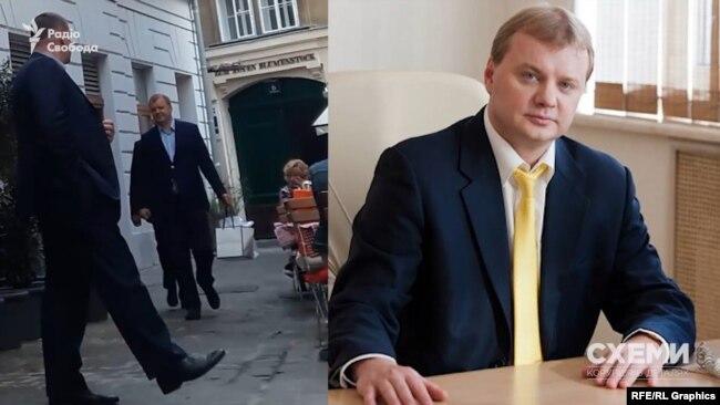 Ще один гість Фірташа – парламентар від групи «Воля народу» Іван Фурсін, який мав з олігархом давні бізнес-стосунки