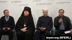 Саїд Ісмагілов із представниками інших конфесій