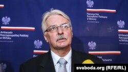 Šef poljske diplomatije Vitold Vaščikovski