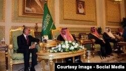 فیصل: شاه عربستان گفتند، که تمام امکانات خود را در دسترس حکومت افغانستان قرار میدهد.