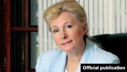 Депутат Европарламента из Чехии Зузана Ройтова.