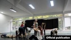 Од работилниците на НОМАД Танц академија - Лето 2017