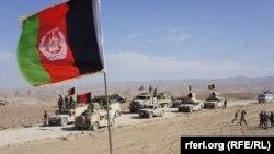 مسئولان: ۱۴۰ طالب مسلح در ارزگان کشته شدند