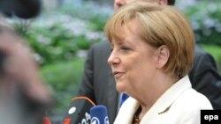 Գերմանիայի կանցլեր Անգելա Մերկել, 27-ը մայիսի, 2014թ․