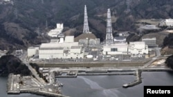 Onagawa Nuclear Power Plant in Miyagi Prefecture