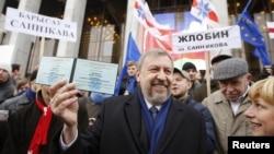 Андрей Санников, Минск, 18 ноября 2010
