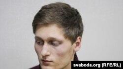 Беларус полициясынан келтек жеген Павел Добровольски