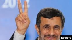 Presidenti iranian, Mahmud Ahmadinejad