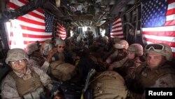 آرشیف، شماری از نیروهای امریکایی