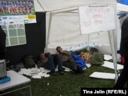 "Štrajk radnika ""Vitezita"", mart 2011."