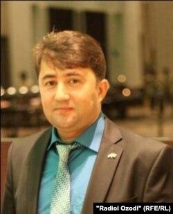 Зоҳири Давлат, коршиноси тоҷик.