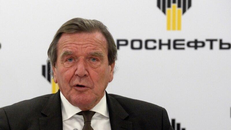 Ուկրաինայի ԱԳ նախարարը կոչ է արել պատժամիջոցներ սահմանել Գերմանիայի նախկին կանցլերի նկատմամբ