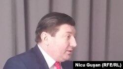 Ministrul moldovean al agriculturii, Eduard Grama