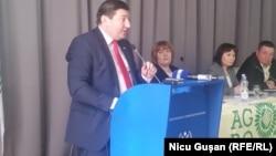 Eduard Grama, ministrul moldovean al agriculturii