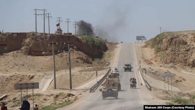 از نبرد های تازه میان طالبان و نیروهای دولتی در ولایات جوزجان، سمنگان و قندز خبر داده شده است