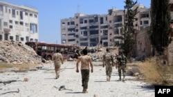 Сириянын Алеппо шаары