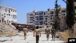 Aleppo, 28 korrik 2016