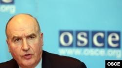 сопредседатель Минской группы ОБСЕ от Франции Бернар Фассье (архив)