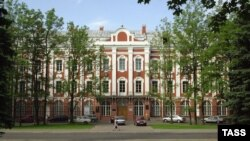 Главное здание Санкт-Петербургского государственного университета