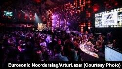 Sa dodele nagrada u Holandiji, foto: Eurosonic Noorderslag/ArturLazar