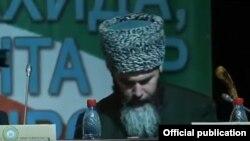 Муфтий Чечни Салах Межиев