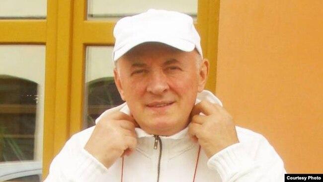 Леанід Маркоў, архіўнае фота