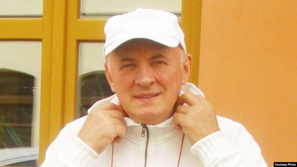 Леанід Маракоў, архіўнае фота