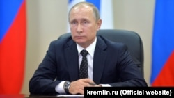 Rusiye prezidenti Vladimir Putin
