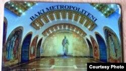 Metro kartı