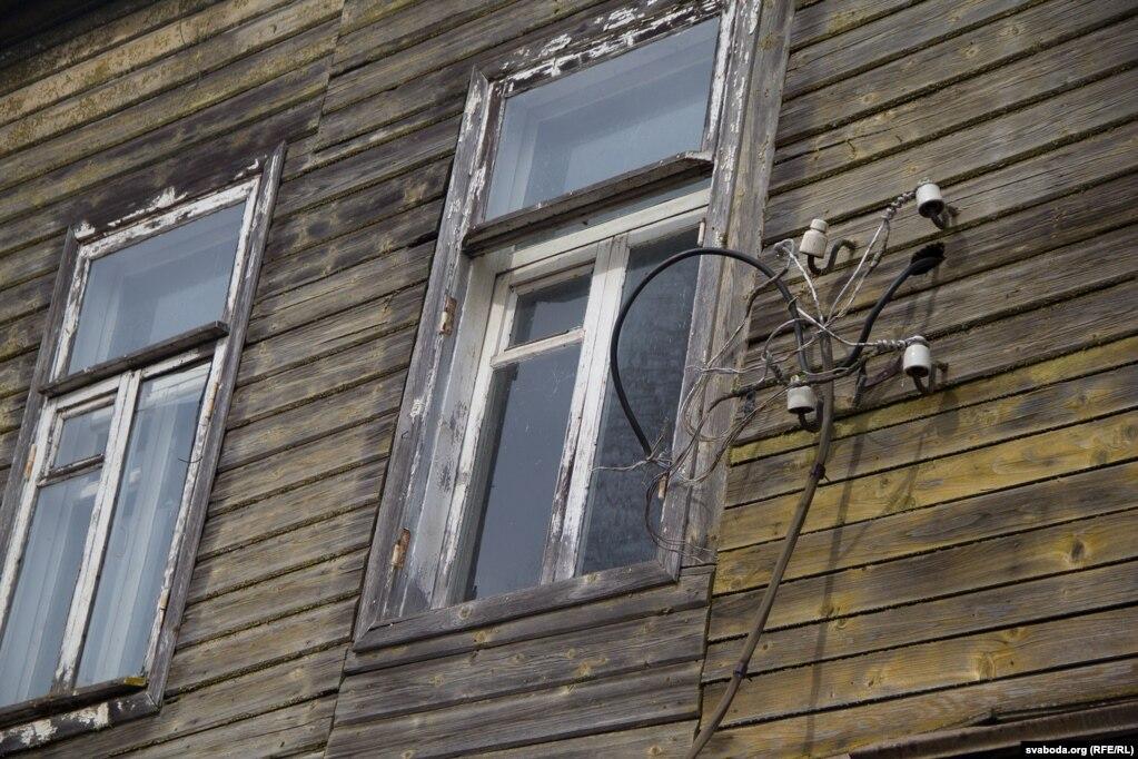 Электрычнасьці ў доме пакуль няма